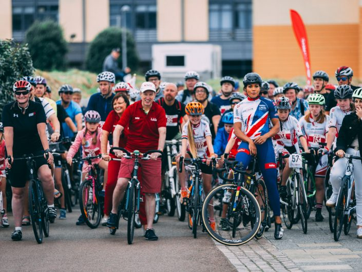 HSBC Let's Ride Jersey 2018